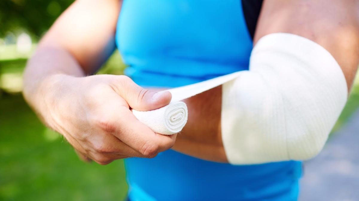 As 3 lesões mais comuns na escalada