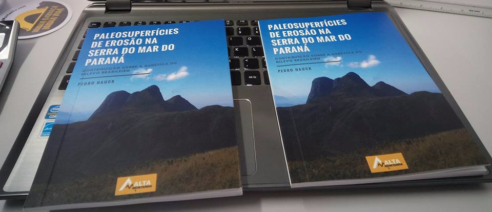 Livro de Pedro Hauck