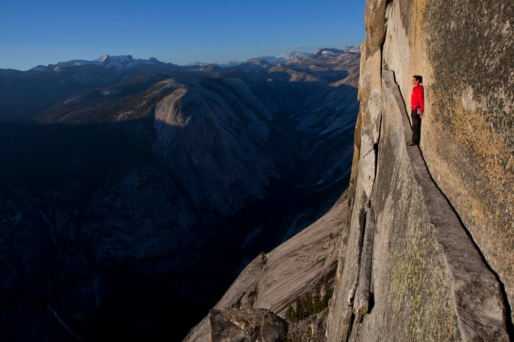 Alex Honnold - Foto by Jimmy Chin
